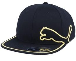 Monoline X Year Black/Gold 110 Snapback - Puma