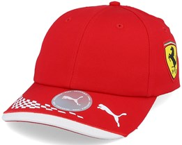 Ferrari Rp Cap Red Adjustable - Formula One