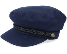 Military Marine Blue Vega Cap - Seeberger