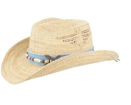 Western Toyo 7 Straw Hat - Stetson