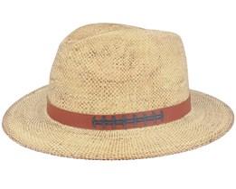 Tiller Toyo Natural Straw Hat - Stetson