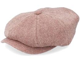 Hatteras Linen/Wool Flat Cap - Stetson