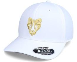 Roar 110 Snapback Bright White Adjustable - Puma