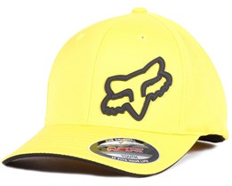 Kids Signature Yellow Flexfit - Fox