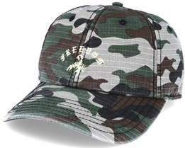 frdm Curved Camo Adjustable - Cayler & Sons