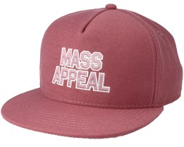 Like Grass Mauve Snapback - Cayler & Sons
