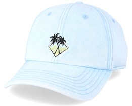 Vibin` Light Blue Snapback - Cayler & Sons