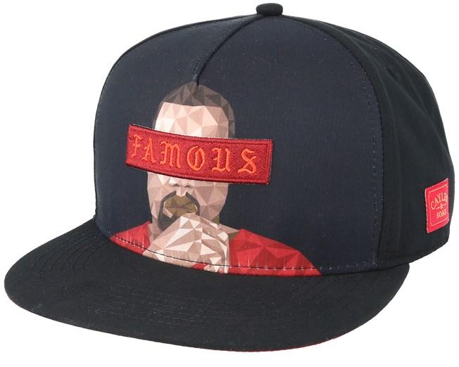 Drop Out Black Snapback - Cayler   Sons caps - Hatstore.no 69c1bb62324