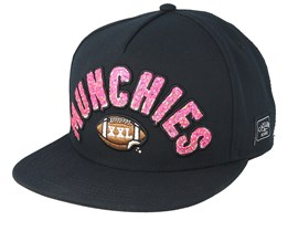 Muniv Black/Mc Snapback - Cayler & Sons