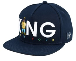 Le Roi Navy/Mc Snapback - Cayler & Sons