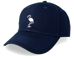 Camingo Curved Navy/Mc Adjustable - Cayler & Sons