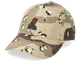 Power Curved Desert Camo Adjustable - Cayler & Sons