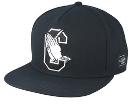 Enemies Black/White Snapback - Cayler & Sons
