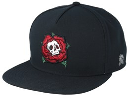 Death Rose Black/Mc Snapback - Cayler & Sons