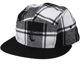 On My Mind Checked 5-Panel - Cayler & Sons