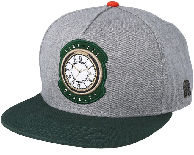 2800cb085b5 Timeless Grey Forest Snapback - Cayler   Sons caps