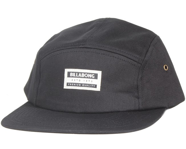 Filmore Black 5-Panel - Billabong - Start Boné - Hatstore 474877132f1