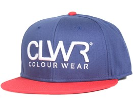 CLWR Patriot Blue Snapback -