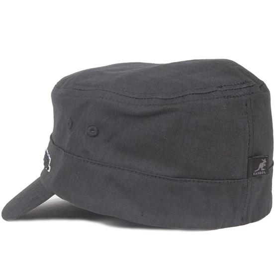 Ripstop Army Black Flexfit - Kangol caps - Hatstoreworld.com 2d3a3e106d3