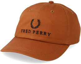 Tennis Cap Coyote Flexfit - Fred Perry
