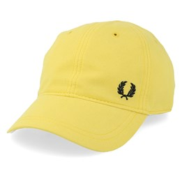 555470c07e2562 Fred Perry Pique Classic Cap Yellow Adjustable - Fred Perry € 34,99