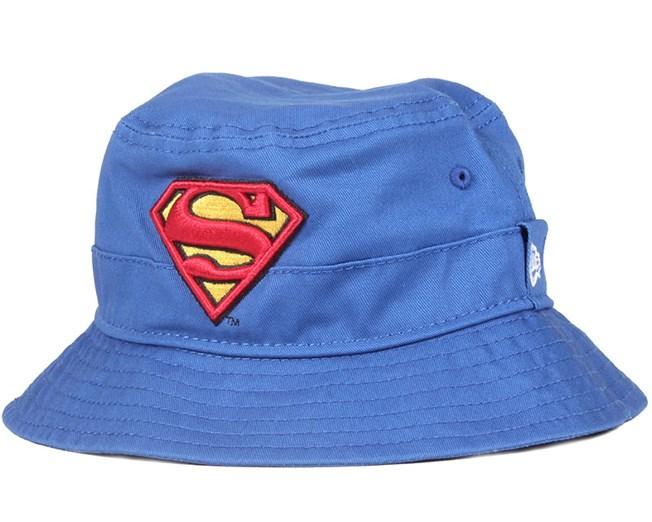 d330b37a4b2ac Kids Superman Bucket - New Era - Start Gorra - Hatstore