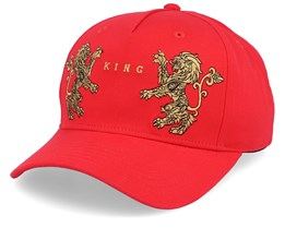 Prestige Crimson Red Adjustable - King Apparel