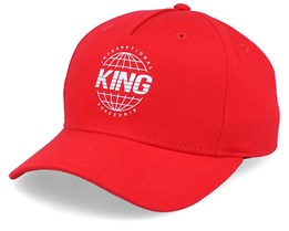 Bethnal Crimson Red Adjustable - King Apparel