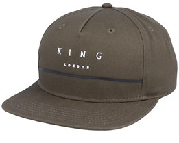 Tennyson Fern Snapback - King Apparel