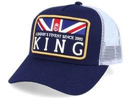 The Monarch Ink Trucker - King Apparel