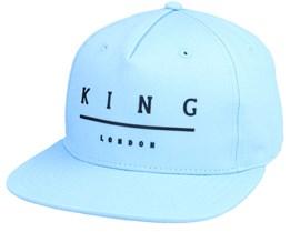 Staple Sky Blue Snapback - King Apparel