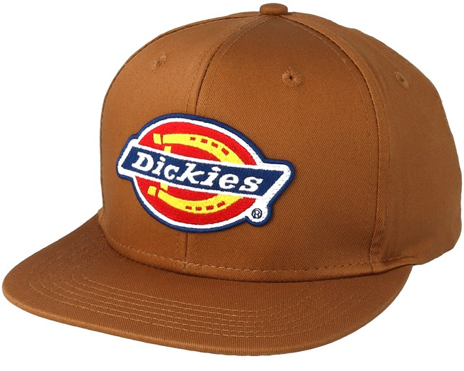 e8eefdd620afc Muldoon Brown Duck Snapback - Dickies cap - Hatstore.co.in