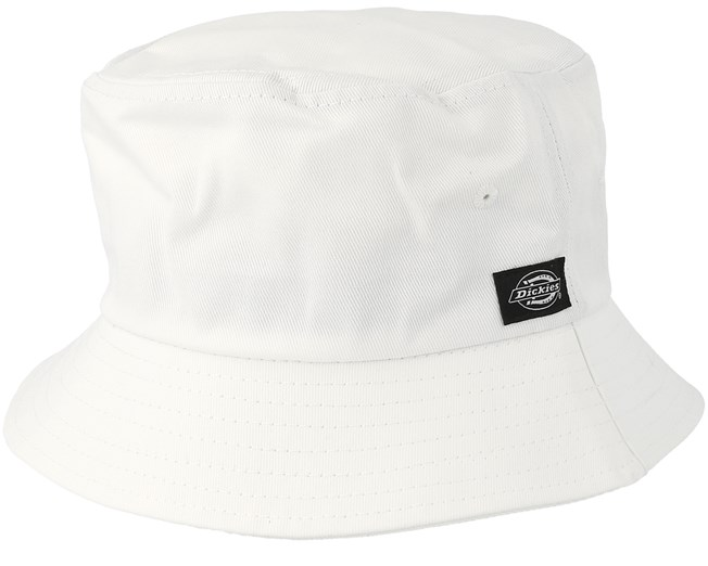 71ddbdf8ce1 Addison White Bucket - Dickies hats