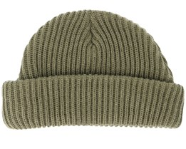Claudville Dark Olive Short Beanie - Dickies