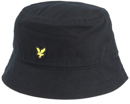 Cotton Twill True Black Bucket - Lyle & Scott