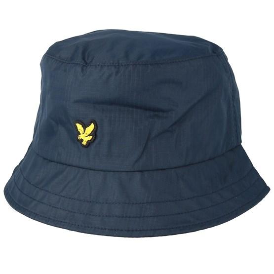 Hatt Ripstop Black Bucket - Lyle & Scott - Svart Bucket