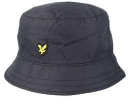 2fa6d1888a1 Ripstop True Black Bucket - Lyle   Scott