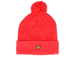 Bobble Grenade Red Pom - Lyle & Scott