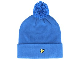 Bobble Lapis Blue Pom - Lyle & Scott