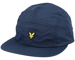 Ripstop Dark Navy 5-Panel - Lyle & Scott