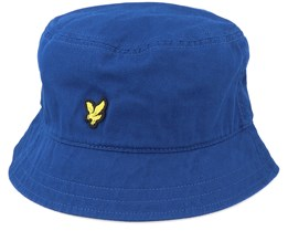 Cotton Twill Indigo Bucket - Lyle & Scott