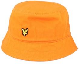 Cotton Twill Risk Orange Bucket - Lyle & Scott
