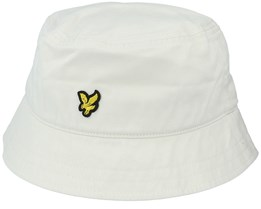 Cotton Twill Hat Vanilla Ice Bucket - Lyle & Scott