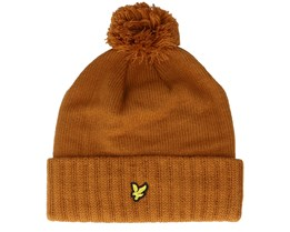 Bobble Caramel Pom - Lyle & Scott