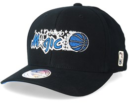 Oralando Magic Intl323 HWC Black/Blue Adjustable - Mitchell & Ness