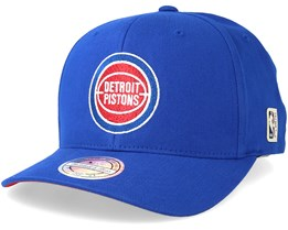 Detroit Pistons Intl323 HWC Royal/Red 110 Adjustable - Mitchell & Ness