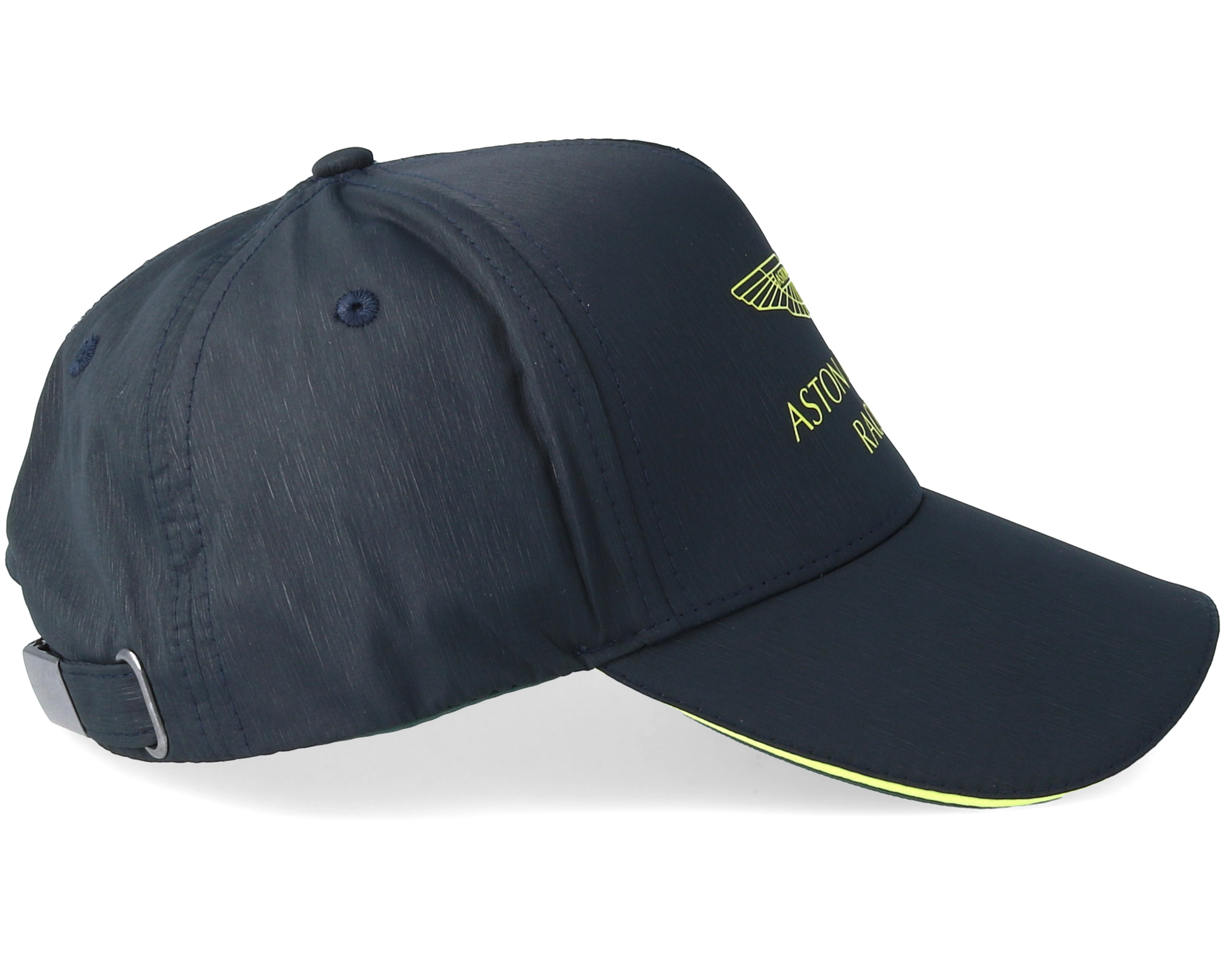 aston martin racing adult team cap navy adjustable. Black Bedroom Furniture Sets. Home Design Ideas