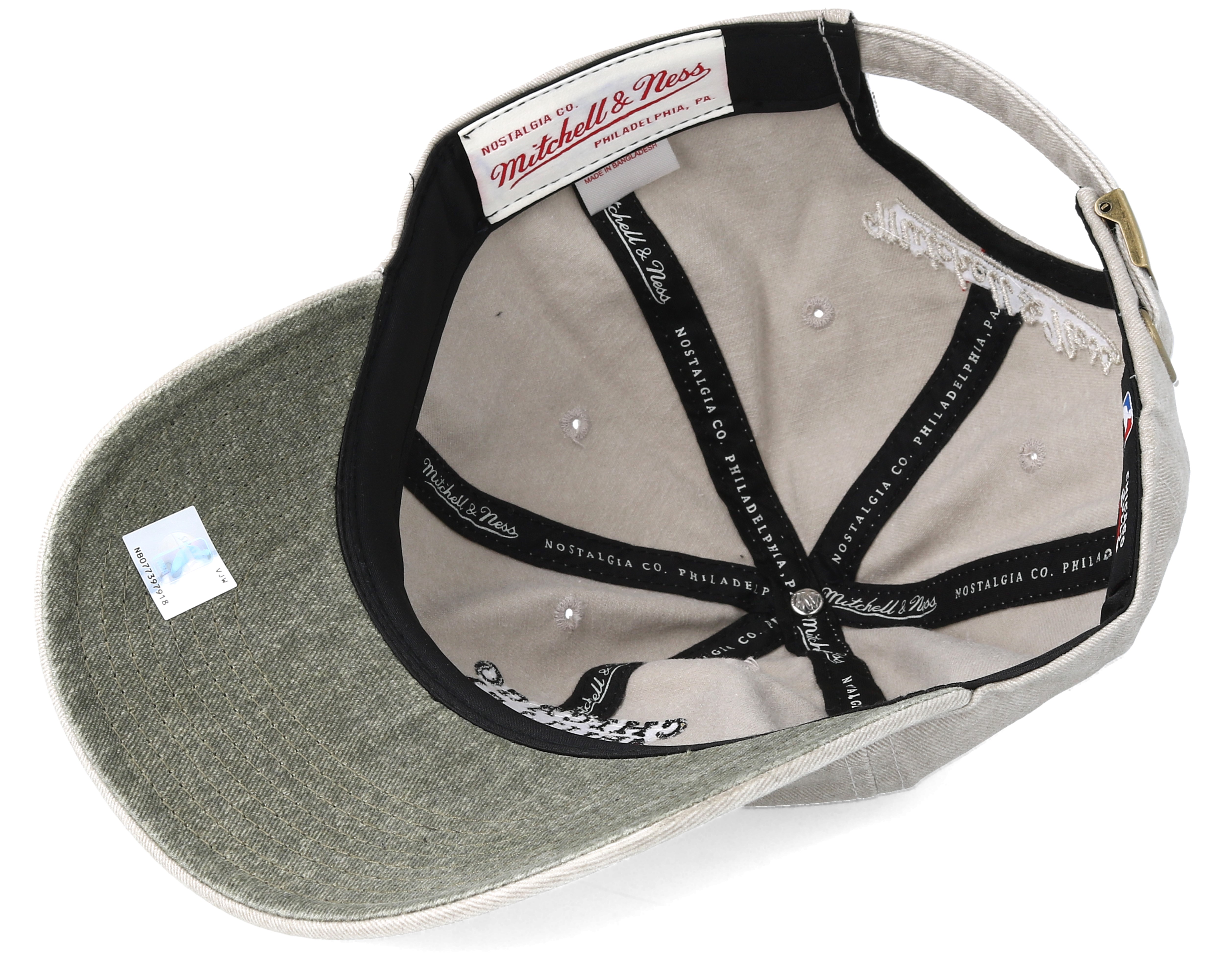 outlet store 129d2 16e7e Chicago Bulls Blast Wash Slouch Strapback Grey Adjustable - Mitchell   Ness  - Bearded Man Apparel - Hatstore.es