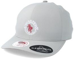 Cleveland Cavaliers Delta Flex Grey Flexfit - Mitchell & Ness