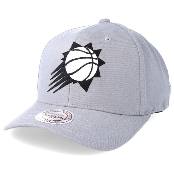 Keps Phoenix Suns Gull Grey 110 Adjustable - Mitchell & Ness - Grå Reglerbar